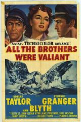 All the Brothers Were Valiant 1953 DVD - Robert Taylor / Stewart Granger